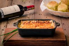 Combo Lasagna con Ensalada