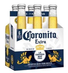 6 Pack Coronita Extra 210