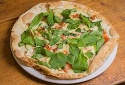 Pizza Queso Brie y Manzana