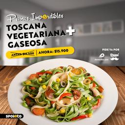 Combo Toscana Vegetariana