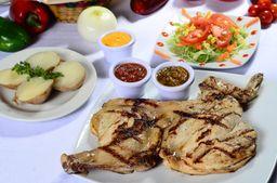 Pollo Árabe