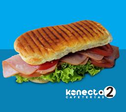 Sándwich Jamones