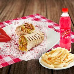 Combo Burrito Ligero