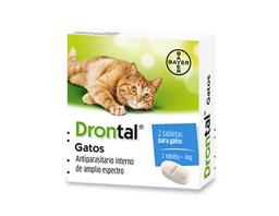 Drontal para Gato