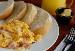 Desayuno Mocalú
