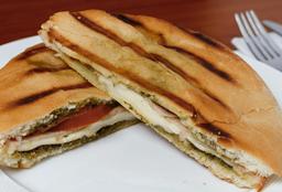 Sándwich Pita Jamón y Queso