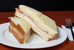 Sándwich Gratinado