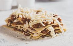 Lasagna lista para Hornear