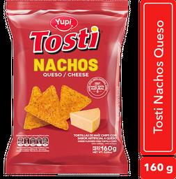 Tosti Nachos Queso