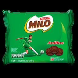 Galleta Milo Anillos