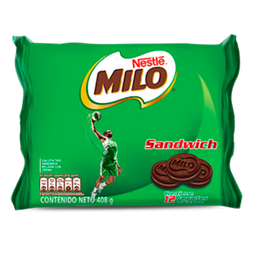 Milo Galletas ® Sandwich X 12 Uni.