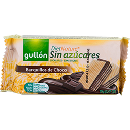 Galleta Wafer Diet Nature Chocolate Gullon