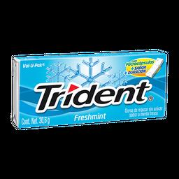 Goma De Mascar Trident Valu Pack Fresh Mint
