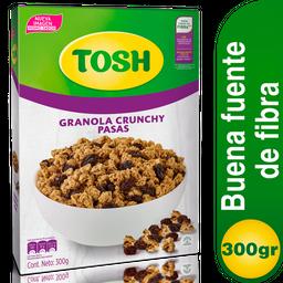 Granola Crunchy Tosh Pasas 300g