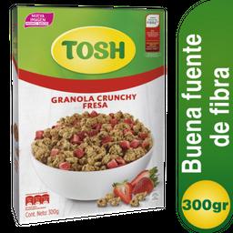 Granola Crunchy Tosh Fresa 300g