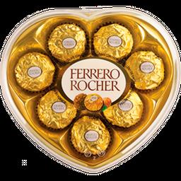 Chocolate Ferrero Rocher Corazon