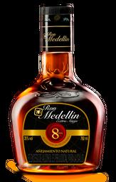 Ron 8 Años Medellin 750ML