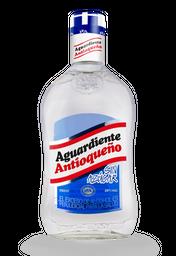 Aguardiente Azul sin Azúcar  750Ml Antioqueño