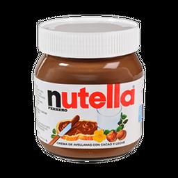 Chocolate Nutella Crema De Avellanas