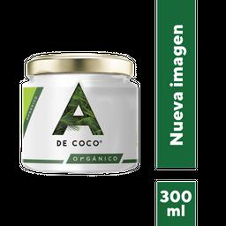 Aceite De Coco X-Virgen Organico X300Ml