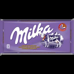 Chocolate Milka Milk