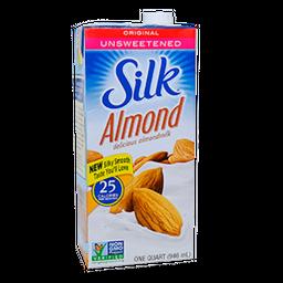 Bebida De Almendras Sin Endulzar Silk