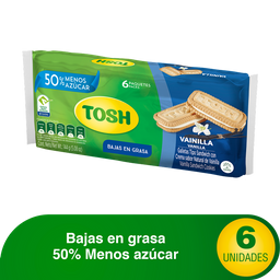 Tosh Galletas Light
