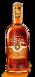 RON  MEDELLIN  DORADO BOTELLA 750 ml