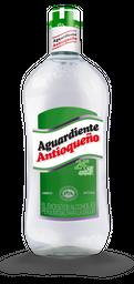 Antioqueño Aguardiente 24° Verde Vidrio