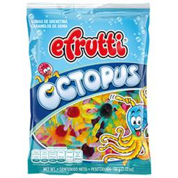Goma E.Frutti Octopus