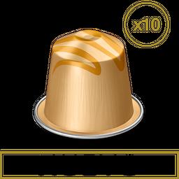 Caramel Creme Brulée Barista Flavoured