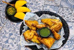 Pollo Regio y Empanadas Gratis