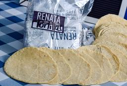 Paquete de Tortilla 20 und