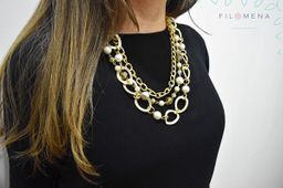 Perlas marfil