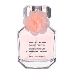Perfume Para Mujer Crystal Crown 50 Ml