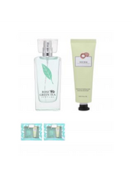 Set  De Regalo Perfume Te Verde 50 Ml+ Crema Manos 30G
