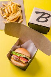 2 Combos Cheeseburger