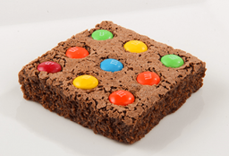 Brownie con M&m's