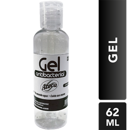 Gel antibacterial - Aroca - Botella 62 ml