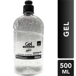 Gel antibacterial - Aroca - Botella 500 ml