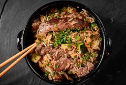 Teppanyaki Beef Yakimeshi