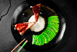 Teppanyaki Sake Gohan