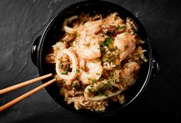 Teppanyaki Mandarin Rice