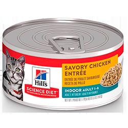 Alimento Para Gato Adulto Indoor Chicken 5.5 Oz