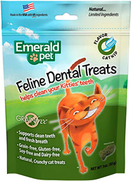 Snack Emerald Pet Cat Dental Catnip