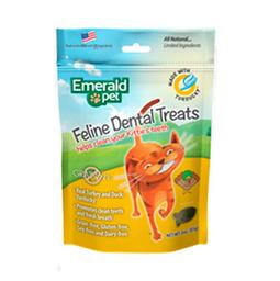 Snack Emerald Pet Cat Dental Pavo Pato