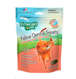 Snack Emerald Pet Cat Dental Salmon