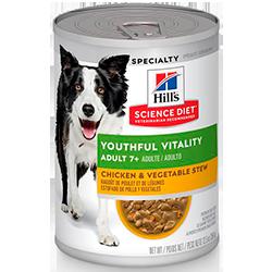 Alimento Para Perro Hill's Youthful Vitality Chicken 12.5 Oz