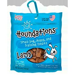 Snack Para Perro Loving Pets Houndations Lamb Cordero 4 Oz