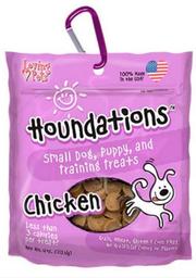 Snack Dog Houndations Chicken 4 Oz